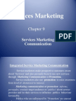 Services Marketing Ch.9