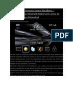 Bandas 3G en Venezuela Para BlackBerry