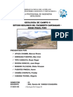 Geologia de Cancharani
