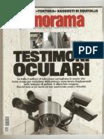 Reportage Sulla Mediazione Da PANORAMA