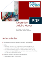 Depresion Adulto Mayor
