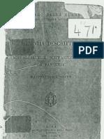 La mitragliatrice Schwarzlose 7/12 da fanteria (Waffenfabrik Steyr) - Roma Ist.Poligrafico dello Stato 1932 - Anno X