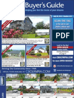 Coldwell Banker Olympia Real Estate Buyers Guide July 28th 2012