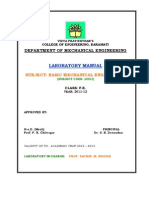 Bme Lab Manual Fe