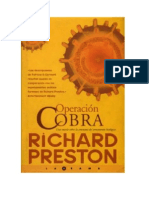 Operacion Cobra - Richard Preston