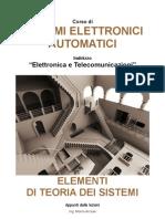 Elementi Di Teoria Dei Sistemi