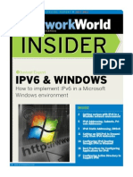 Windows IPv6