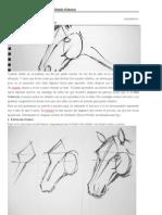 Cómo aprender a dibujar caballos