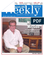 Mason's Mission--Beverly Hills Weekly, Issue #669