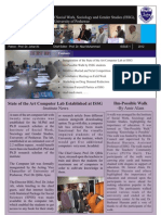 ISSG NEWS, Issue 1 \ 2012