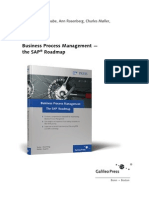 Sappress Business Process Management the Sap Roadmap