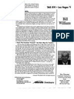 Bill Williams -Workbook