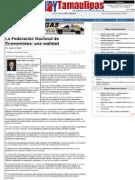 22-07-12 La Federación Nacional de Economistas