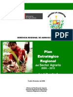 La Libertad Plan de desarrollo agrario