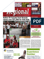The Regional Newspaper August 2012