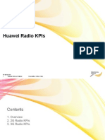 Huawei Radio KPI SVU 29Sep2010
