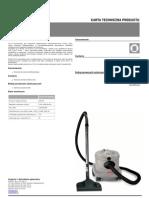 CA 15 Silenzio Karta Techniczna EKSPORTER