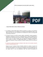 informe observación inclusión