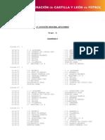 CALENDARIO 1ª REGIONAL GRUPO A 2012-13