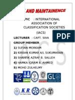 International Association of Classification Societies