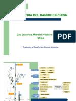 LA INDUSTRIA DEL BAMBU EN CHINA