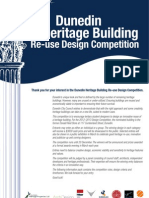 Heritage Reuse Design Competition