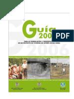 Guia de Formulacion Proyectos Del Banco Agrario 2006