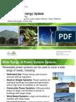 U.S. Virgin Islands Wind Energy Update, EDIN-USVI Energy Workshop, 6-2012