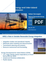 NREL, Renewable Energy and Inter-island Power Transmission, 5-2011