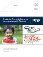 WEF Harvard HE GlobalEconomicBurdenNonCommunicableDiseases 2011