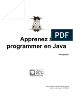 Apprenez a Programmer en Java