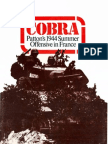 Cobra - Pattons 1944 Summer Offensive in France (Strategy & Tactics #65)