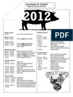 Santa Fe County Fair Schedule 2012