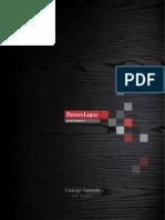 Ferrerolegno Catalogo Generale Main Catalogue