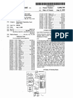 High performance, low cost microprocessor architecture (US patent 5440749)