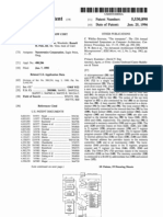 High performance, low cost microprocessor (US patent 5530890)