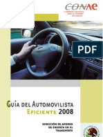 Guia Automovilista 08