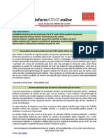 Informativo Online n° 23