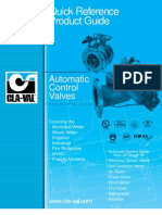 Cla-Val Reference Catalogue