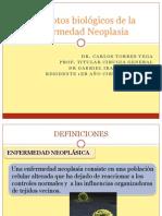 Conceptos biológicos de la Enfermedad Neoplasia