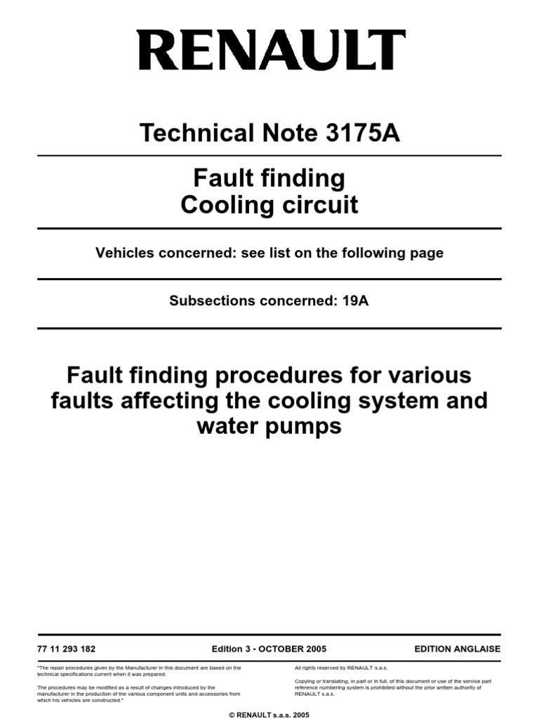 3175apdfrefrigeracion Twingo Fallas Internal Combustion Engine Leak Renault Vel Satis Wiring Diagram