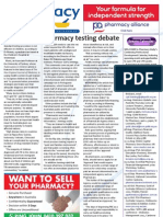 Pharmacy Daily for Fri 27 Jul 2012 - Pharmacy testing debate, TB and kids, MS therapy trial, NZ agreement and much more...