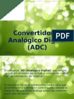 Conversor analógico digital de seguimiento