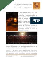 Inauguración y Presentación del CENTRO ISLÁMICO PARA ASUNTOS DE LA MUJER