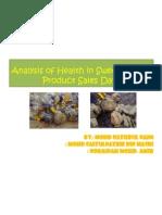 Muet Presentation (product sales / MUET speaking)