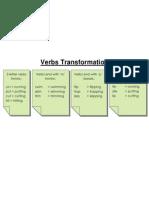 Verbs Transformation