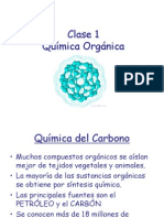 Clase 1 Quimica Organica