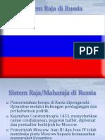 Sistem Raja Di Russia