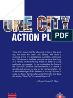One City Action Plan