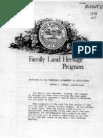 George Joseph Davis - Heritage Century Farm Documents